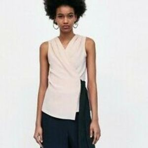 Zara Top with Bow